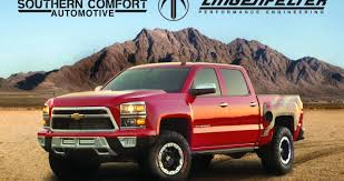 Silverado Southern Comfort Package 475 Hp Lingenfelter Reaper Package For Silverado To Battle Ford F