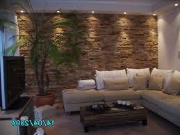 mediterrane steinwand wohnzimmer haus renovierung mit modernem innenarchitektur schönes