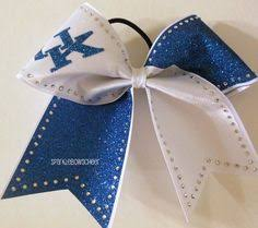 cheer bows uk cheer bow bulldogs big football college girl