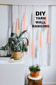 Diy Hanging Room Divider Marvelous Ideas Cool Wall Hangings Awesome Inspiration Diy Home