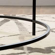 coffee tables simple round coffee table harvey park sauder large
