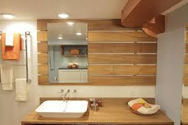 intricate diy bathroom backsplash ideas tile slightly wraps sink