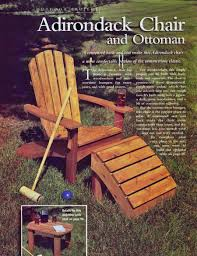 double rocking adirondack chair plans home chair decoration