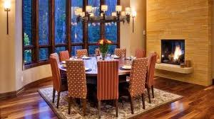Large Round Dining Room Tables Large Round Dining Room Table Iron Wood