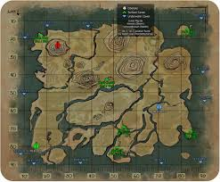 Find Map Coordinates Ark U2013 Survival Evolved All Artifacts With Map And Coordinates To