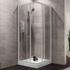 Clear Shower Door by Clear Glass Shower Enclosure Diy