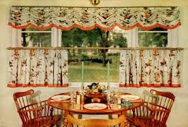 Kitchen Curtain Designs Gallery by Modern Kitchen Curtains Made Of One Layer Of Fabrics
