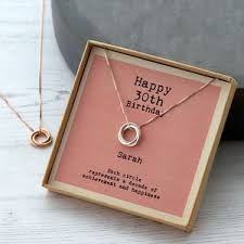 30th birthday gifts and present ideas notonthehighstreet