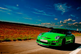 green porsche wallpaper 1366x907 id 17690 wallpapervortex com