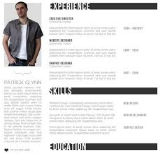 Photography Resume Template Download 35 Free Creative Resume Cv Templates Xdesigns