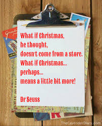 heart quote from the grinch the grinch christmas the cavender diary