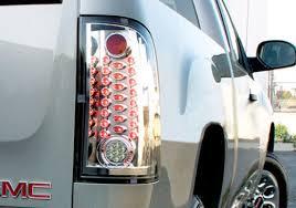 2004 gmc sierra tail lights ipcw gmc sierra led tail lights autotrucktoys com