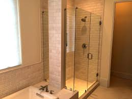 Shower Doors Atlanta by Frameless Shower Doors In Atlanta Parker And Son Screen U0026 Glass