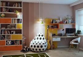 cool kids bookshelves best cool kids bedroom football design ideas