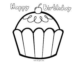 birthday coloring pages boy happy birthday coloring pages for grandma g pages happy birthday