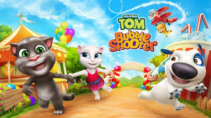 talking tom shooter
