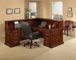 U Shaped Reception Desk Office Desks Minneapolis Milwaukee Podany U0027s