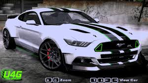 mustang gt rtr 2015 ford mustang gt rtr need for speed payback edition need for