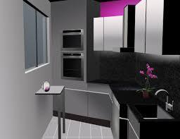 amenagement cuisine petit espace chambre enfant cuisine equipee surface cuisine