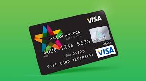 gift debit cards guest services gift cards mall of america