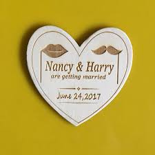 labels for wedding favors wholesale save the date magnet wood rustic wedding invitations