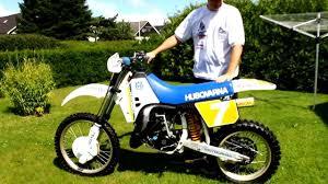 husqvarna motocross bikes for sale premiärstart av 1986 husqvarna 430 cr
