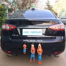 lovely story sherif woody car doll outside hang