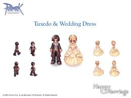 wedding dress ragnarok rpgamer ragnarok online artwork