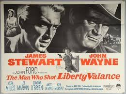 The Man Who Shot Liberty Valance Full Movie Free I Watch Westerns The Round Place In The Middle