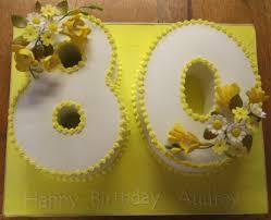 80th birthday cakes melanie ferris cakes news 80th birthday cake