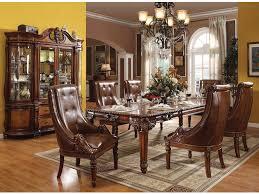 acme dining room furniture acme furniture dining room winfred dining table 60075 furniture