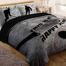 Hockey Bedding Set Hockey Bedding Sets Herzoge