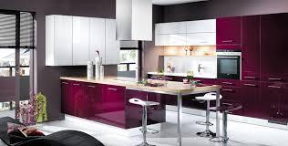 d馗oration int駻ieure cuisine deco cuisine pour meuble chambre beau déco intérieur pourpre