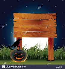 vector evil halloween pumpkin design art stock vector art