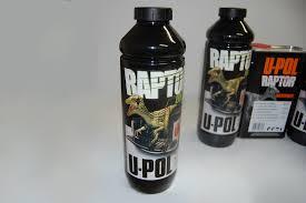 Bed Liner Spray Gun Raptor Bed Liner Pewter Metallic Upol Urethane Sprayon Truck