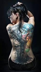12 ultra prettty tree tattoos on back life tattoos tree tattoo