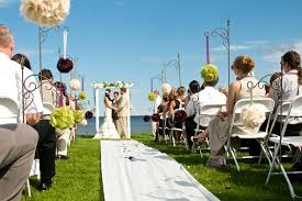 outdoor wedding venues mn minnesota wedding ceremony locations breezy point resort