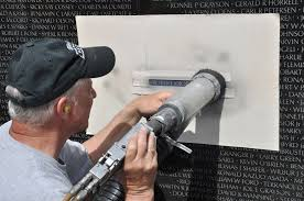 black friday washington dc the poignant process of etching new names into the vietnam wall