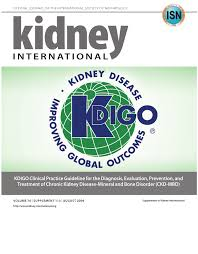 kdigo clinical practice guideline for the diagnosis evaluation