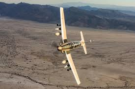 at 6 light attack aircraft air force continues light attack experiment with at 6 vance air