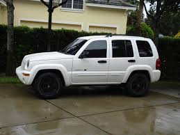 black jeep liberty with black rims white jeep liberty wheels pictures to pin on pinterest thepinsta