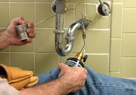 Plumbing New Construction Charles H Burns