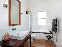 nice scandinavian bathroom with additional small home remodel