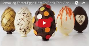howtocookthat cakes dessert u0026 chocolate 5 amazing easter eggs