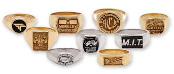 custom rings with images Custom rings corporate championship team rings signet rings jpg
