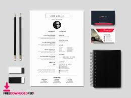 psd resume template design resume template new designer cv template free psd resume