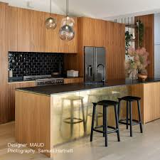 wooden kitchen cabinets nz brass and wood nz kitchen herne leather granite house styles