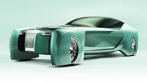 roll royce green this is the bonkers rolls royce of the future top gear