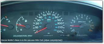 2002 dodge neon check engine light plymouth chrysler and dodge neon testimonials