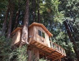 hidden california treehouse inns
